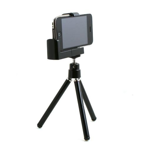 Stativ-Halter-Halterung-Stand-Staender-fuer-Smartphone-Handy-Digital-Kamera