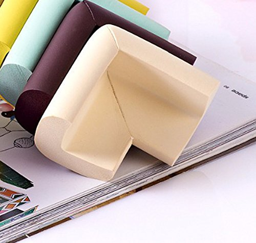 4 x Kantenschutz Eckenschutz Schaumstoff für Tischecken