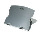 System-S Lapstand Notebook Laptop Ständer in Silber