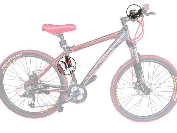 Licht Für Fahrrad : system s fahrrad licht dynamo generator und ladeger t f r ~ Kayakingforconservation.com Haus und Dekorationen