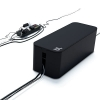 Bluelounge CableBox, Hide your Cables - black