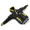 System-S Universal Down Jacket Duvet Jacket Style Cell Phone Carrying Case Pouch Cover Bag Skin for Cellphones Smartphone