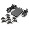 System-S Universal AC Adapter charger (8 pieces + USB) for Laptop and Notebook