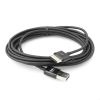 System-S USB 3m Cable Cord Charger for ASUS VivoTab TF600 TF600T TF810C TF701T TF710T