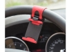 System-S Universal Car Steering Wheel Mount Holder for Smartphone