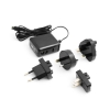 System-S Travel Charger cable length ca. 140 cm various plugs (Type A, C, G, I) for Sony Camcorder