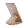 System-S Universal WoodenSmartphone Stand Cell Phone Holder